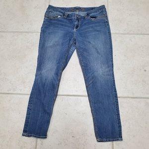 Seven7 Jeans - Skinny - Sz 14P